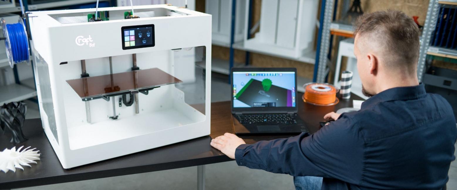 Tehnologia 3D CraftUnique Flow